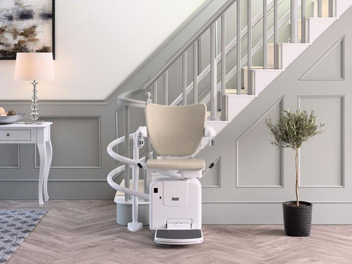 monte-escalier Handicare 2000